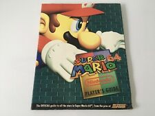 Super Mario 64 Strategy Guide