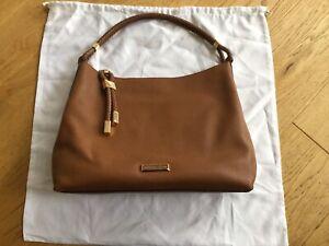 michael kors lexington Large Pebbled Leather Shoulder Bag Bnwt