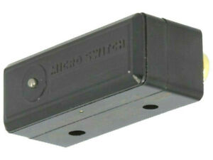 BZ2RA2 Microswitch, Standard, Pin Plunger, SPDT, Screw, 15 A, 250 VDC