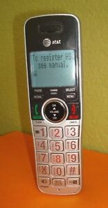 CL83464 AT&T EXTRA HANDSET ONLY FOR CL82114 CL82214 CL83114 CL83214   C2.11