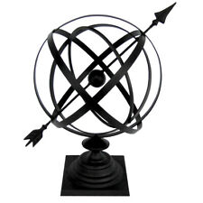 Sundial Cast Iron 24 Armillary Garden Arrow Sphere/Yard/Lawn Fl House/Home Decor