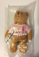 Avon 2001 Breast Cancer Crusade Awareness Teddy Bear