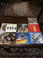 The Beatles - 8 CD Lot - Rubber Soul HELP Abbey Road Yellow Submarine 1967 1970