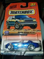1998 MATCHBOX [#37/100] DODGE VIPER RT-10 (New)