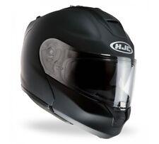Hjc casco helmet casque integrale modulare Rpha Max Evo nero opaco