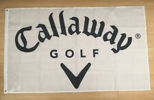 Callaway Golf Clubs 3x5 Ft Indoor/Outdoor Flag Masters Players
