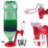 1pc Upside Down Dispenser Cola Soft Drink Beverage Bottle Gadget Opener He#Fine