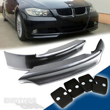 PAINTED BMW E90 3-SERIES 4D SEDAN OE FRONT BUMPER LIP SPLITTER PP 330i 325#354 Ω