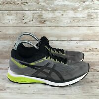 Asics GT-1000 Mens Size 8.5 Wide Gray Volt Athletic Training Running Shoes