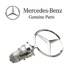 Mercedes Front Hood Grille Chrome Star Emblem Logo Sign Genuine 124 880 00 86 67