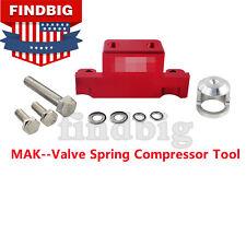 Valve Spring Compressor Tool For Honda Acura K20 K24 F20c F22c Red New