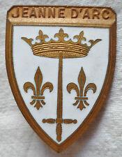 Insigne Marine Croiseur Porte Hélicoptères JEANNE D'ARC Aéronavale ORIGINAL