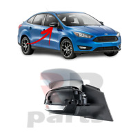 FOR FORD FOCUS 10-18 NEW WING MIRROR 8 PIN INDICATOR TEMP SENSOR RIGHT O/S LHD