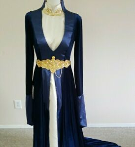 NWOT Renaissance Medieval Circassian Gown Cosplay