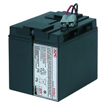 COMPLETE APC, RBC#7 OEM REPLACEMENT BATTERY PACK by HITACHI - APC, RBC#7