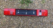 AUDI 80 B3 B4 CABRIOLET MIDDLE REAR BRAKE LIGHT LAMP NUMBER PLATE SURROUND TRIM