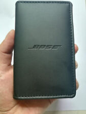 New ! Leather Carrying Case For Headphone/Earphone MIE2i IE IE2 MIE2..
