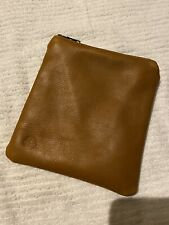 Bettinardi Golf Horween Leather Valuables Pouch New!