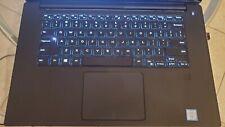 Dell XPS 15.6 Inch 4k Notebook i7-7700HQ 512GB SSD GTX 1050 4GB 16GB RAM -