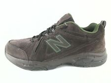 New W/O Box $74.95 New Balance 608 v3 Mens Brown Nubuck US 11 2E Wide EU 45