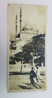 Egypt Postcard THE CITADEL City View Postcard Oblong RPPC Real Photo