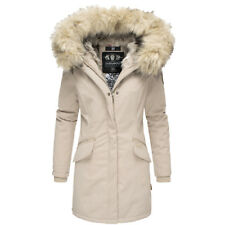 Navahoo Premium sehr warm Damen Winter jacke winter Parka Mantel Luxus Cristal
