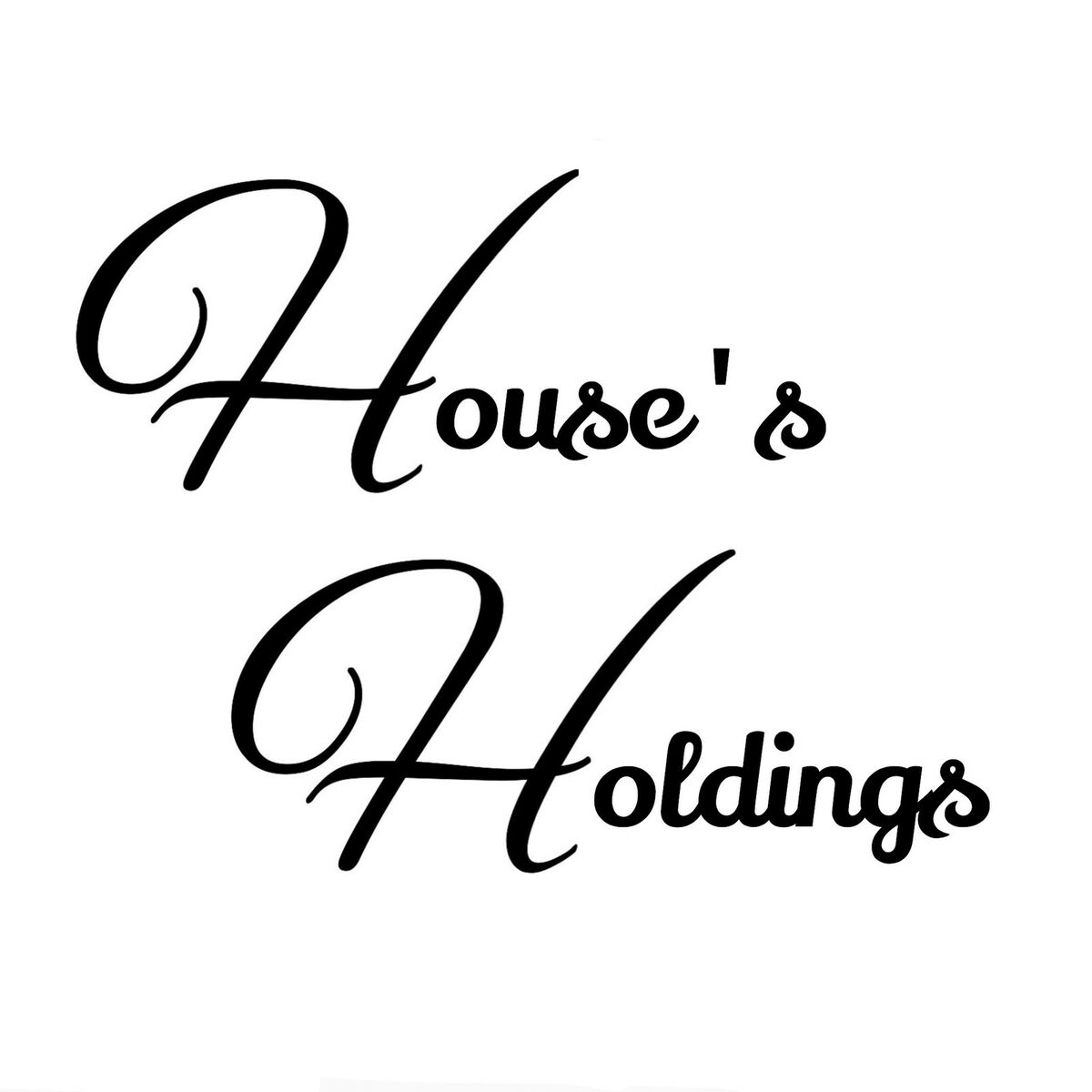 houses holdings
