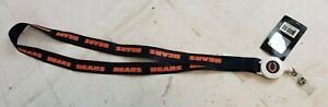 U-Pick Color NFL CHICAGO BEAR Breakaway Lanyard Official Licensed NWT  A69