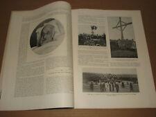 *** L'Illustration n° 4043 (28/08/1920) Chevaliers de Colomb / Minsk / Deauville