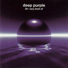 DEEP PURPLE - DEEP PURPLE 30 : VERY BEST OF / CD - TOP-ZUSTAND