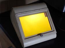 Vintage Ilford Safelight & Kodak 0B  PAT Tested. Wall/table lamp darkroom