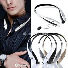 Wireless Bluetooth Neckband Style Headset Sport Stereo Headphone For iPhone LG