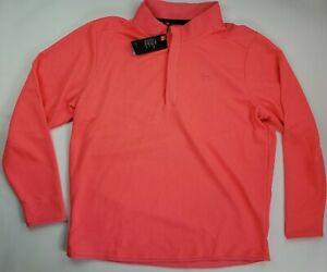 Under Armour Mens Sweaterfleece Snap Mock Storm Water Repellent Sweater