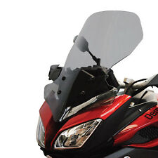 Yamaha MT-09 TRACER Windschild Scheibe,Bulle, Windshield,rauchgrau