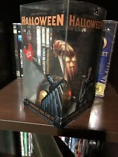 Halloween VHS snow Globe Set Rare Numbered