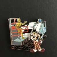 WDW - The Scoop! - Star Tours Mickey LE 2000 Disney Pin 63006