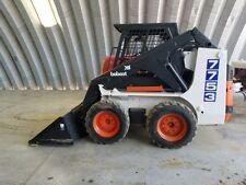 Bobcat 7753 Skid Steer MANUALE OFFICINA inviato come un download
