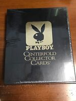 1997 Sports Time Playboy Centerfold AUGUST Binder Set SEALED Collector Cards