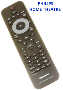Philips Home Theatre System Remote Control Original Genuine 996510026031