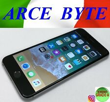APPLE IPHONE 6 PLUS GREY 16GB GRADO A++ FATTURABILE TOUCH ID FUNZIONANTE
