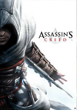 Des assassins creed poster Altair Hidden Blade avec gratuit poster