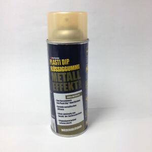 Plasti Dip Performix Flüssiggummi Metall Effekt Spray Gold