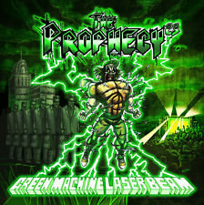 THE PROPHECY²³ - Green Machine Laser Beam - CD - 200769