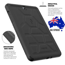 POETIC Rugged Bumper Protective Case for Samsung Galaxy Tab S2 9.7 Black