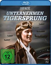 Unternehmen Tigersprung - Flying Tigers (1942), John Wayne - Filmjuwelen BLU-RAY