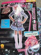 Monster High Viperine Gorgon Children's Girl's Halloween Costume  Large (10-12)