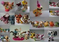 littlest pet shop Lps chien  chien chat lapin paon etc... -A-