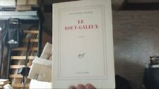 Le Bout-Galeux de Jean-Pierre Chabrol - Edition Gallimard 1967