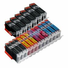 18+ PK PGI-250 CLI-251 Ink Tank for Canon Printer Pixma MX722 MX922 MG5420 6PGI