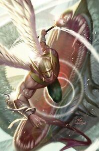 HAWKMAN #13 - In-Hyuk Lee Variant - NM - DC Comics - Presale 06/12 stock photo